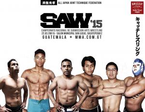 Campeonato Nacional de Sumisión 2015 - Guatemala